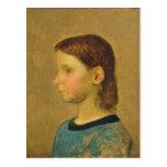 Louise Millet, c.1863 Post Card