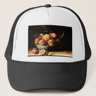 Louise Moillon's Bowl of Curacao Oranges (1634) Trucker Hat