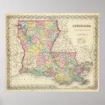Louisiana 10 print