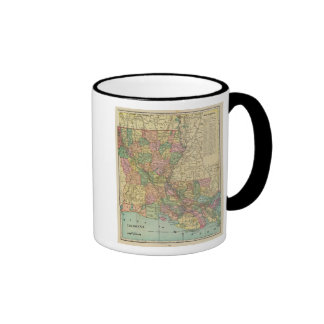 Louisiana 10 ringer mug