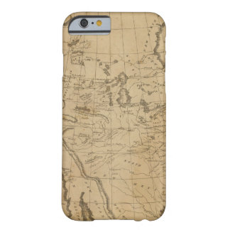 Louisiana 12 barely there iPhone 6 case