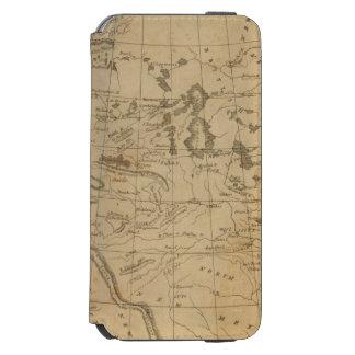 Louisiana 12 iPhone 6/6s wallet case