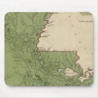 Louisiana 13 mouse pad