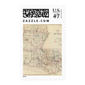 Louisiana 2 postage