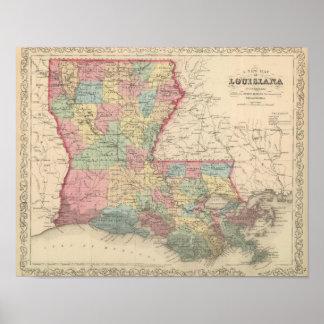 Louisiana 2 posters