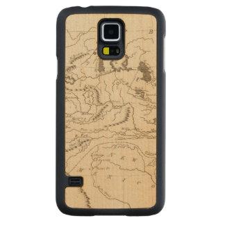 Louisiana 4 carved® maple galaxy s5 case