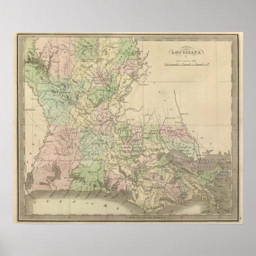 Louisiana 5 posters