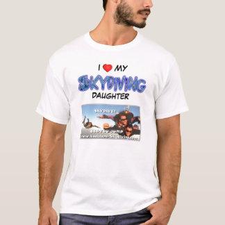 Louisiana AirSports I love my skydiving DAUGHTER T-Shirt