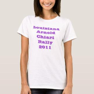 Louisiana Arnold Chiari Rally 2011 T-Shirt