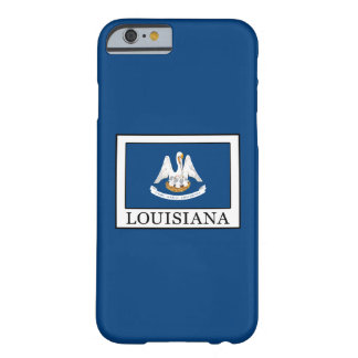 Louisiana Barely There iPhone 6 Case