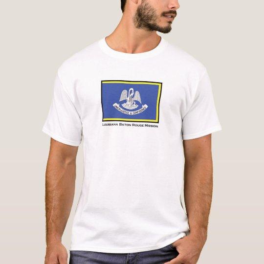 Louisiana Baton Rouge LDS Mission T-Shirt
