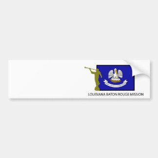 LOUISIANA BATON ROUGE MISSION LDS CTR BUMPER STICKERS