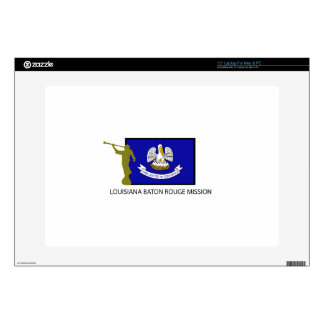LOUISIANA BATON ROUGE MISSION LDS CTR SKIN FOR LAPTOP