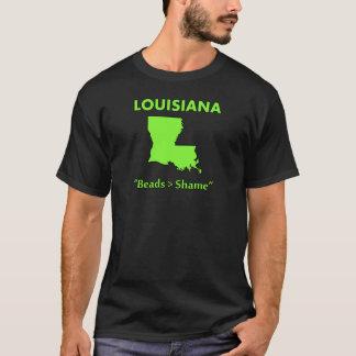 Louisiana - Beads > Shame T-Shirt