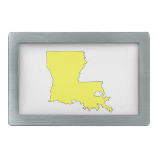 LOUISIANA BELT BUCKLE