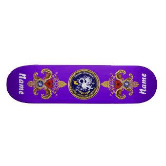 Louisiana Best View Large See Below 30 Colors Skateboard Deck