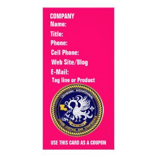 Louisiana Bicentennial 1812-2012 Please View Hints Card