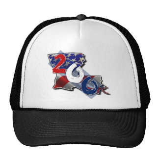 Louisiana Bicentennial 200 hat