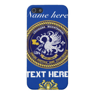 Louisiana Bicentennial 50 Colors Please View Hints Case For iPhone SE/5/5s