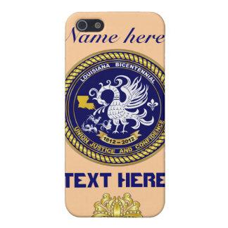 Louisiana Bicentennial 50 Colors Please View Hints iPhone SE/5/5s Case