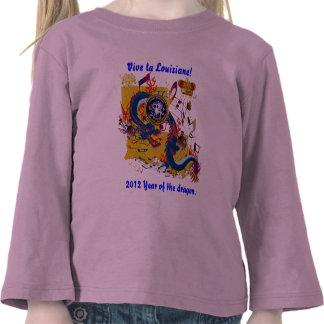 Louisiana Bicentennial  Important See Notes Below Tee Shirts
