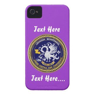 Louisiana Bicentennial  Mardi Gras Party See Notes iPhone 4 Case-Mate Cases