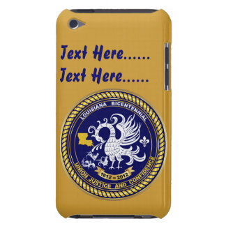 Louisiana Bicentennial Mardi Gras Party See Notes Case-Mate iPod Touch Case