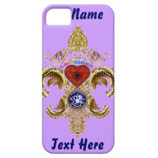 Louisiana Bicentennial  Mardi Gras Party See Notes iPhone SE/5/5s Case