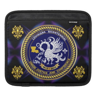 Louisiana Bicentennial Over 30 Colors See Notes Sleeve For iPads