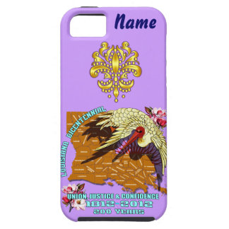 Louisiana Bicentennial  Party See Notes iPhone SE/5/5s Case
