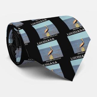 Louisiana Brown Pelican 4.jpg Tie