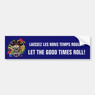 Louisiana Bumper Sticker
