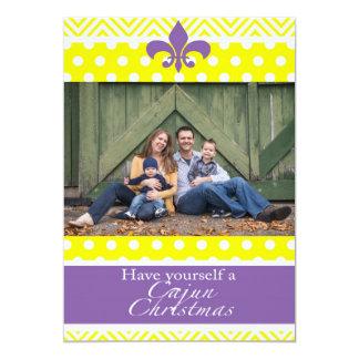 Louisiana Cajun Christmas Card