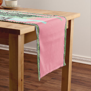 Louisiana Cane Syrup Short Table Runner