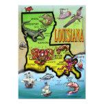 Louisiana Card