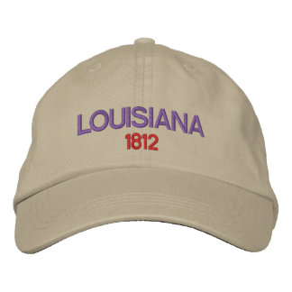 Louisiana Classic Baseball Cap