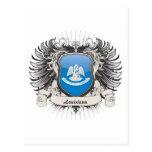 Louisiana Crest Postcard