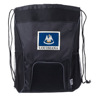 Louisiana Drawstring Backpack