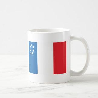 Louisiana Flag (1861 Unofficial) Coffee Mug