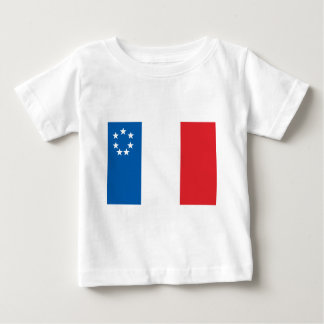 Louisiana Flag (1861 Unofficial) Infant T-shirt