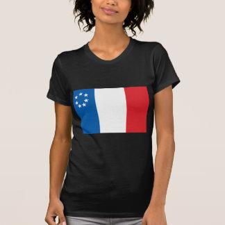 Louisiana Flag (1861 Unofficial) Tee Shirt