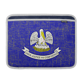 LOUISIANA FLAG MacBook AIR SLEEVES