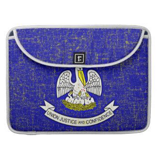 LOUISIANA FLAG MacBook PRO SLEEVE