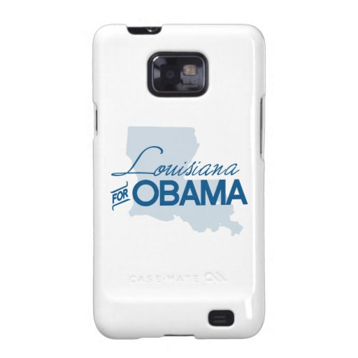 Louisiana for Obama.png Samsung Galaxy SII Cover