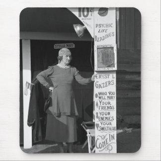 Louisiana Fortune Teller, 1938 Mouse Pad