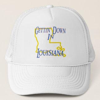 Louisiana - Gettin' Down Trucker Hat