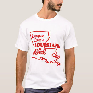 Louisiana Girl T-Shirt