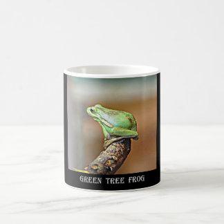 Louisiana Green Tree Frog Coffee Mug