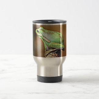 Louisiana Green Tree Frog Travel Mug