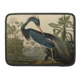Louisiana Heron MacBook Pro Sleeve